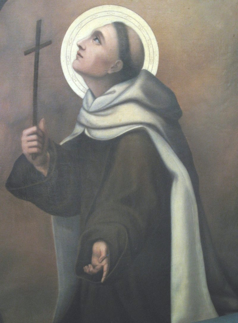 st john of the cross writings --st john of the cross  --st aloysius gonzaga in suffering love and in loving, suffer  --from the writings of saint rose of lima.