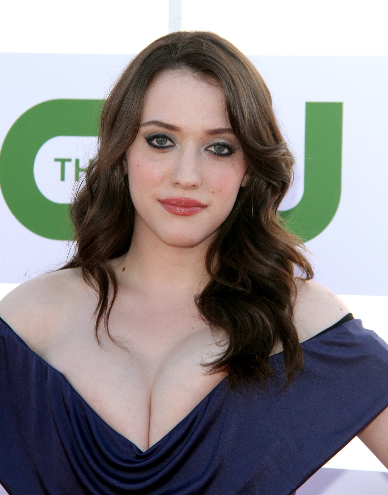 Kat Dennings Hot At Cbs Cw Showtime Tca Party In Beverly Hills