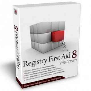 Registry First Aid 8.1.0 Build 2032