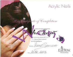 Certyfikaty ♥