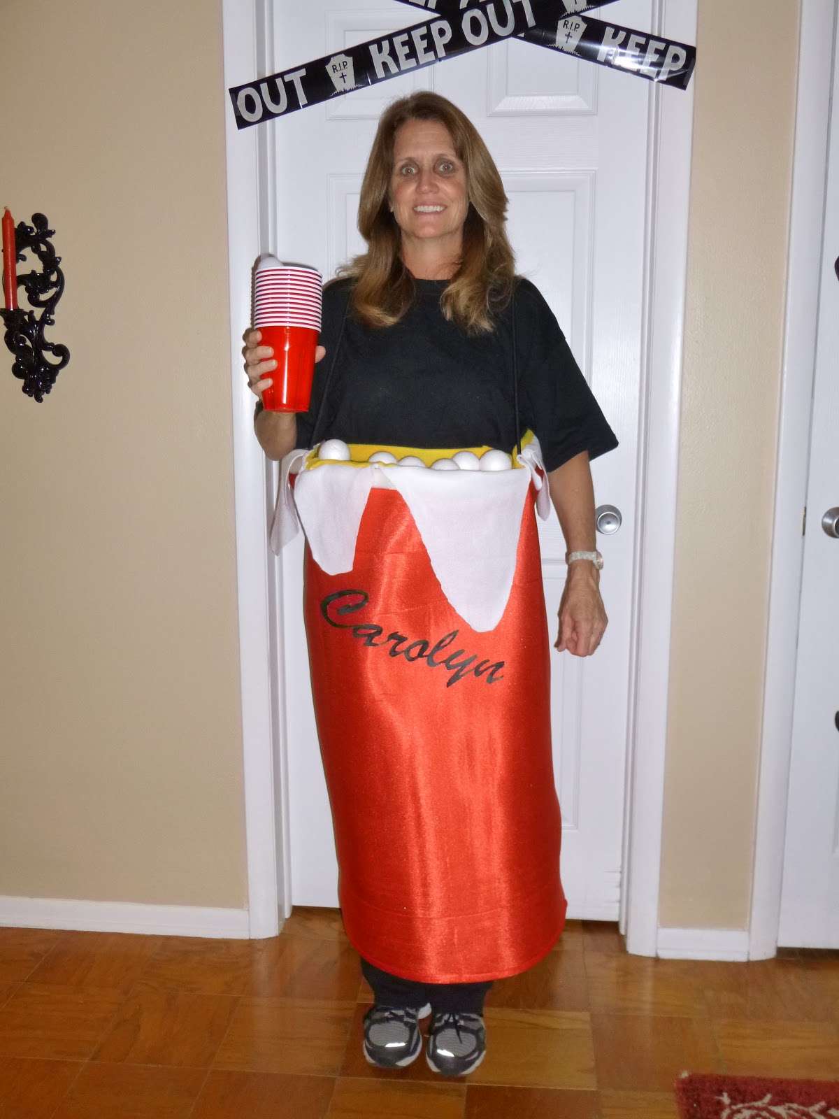 Red Solo Cup Costume Walmart This Year a Red Solo Cup