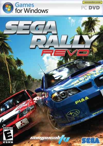 Sega Rally Revo PC Full Español