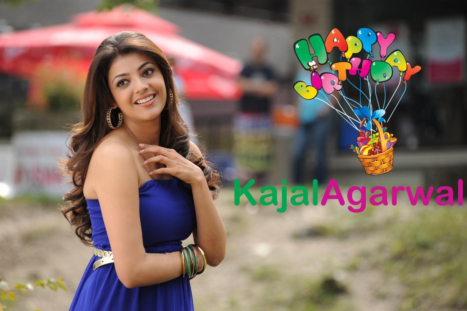 happy birthday to kajal agarwal - june 19 | hd wallpapers (high
