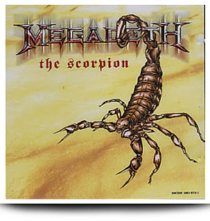The Scorpion Megadeth Portada