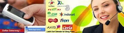 Distributor Pulsa dan PPOB Labuhanbatu Selatan Sumatera Utara