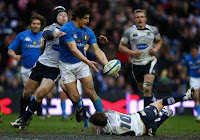 Zanni, Alessandro, Treviso, Italy, Flanker, Number 8, rugby