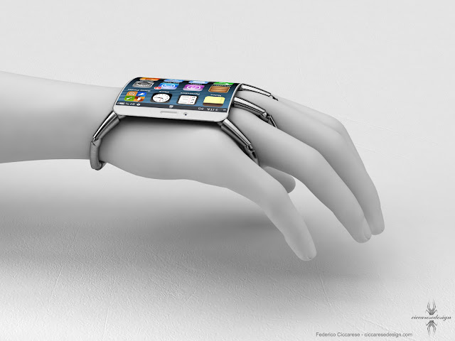 Wearable ios device Concept