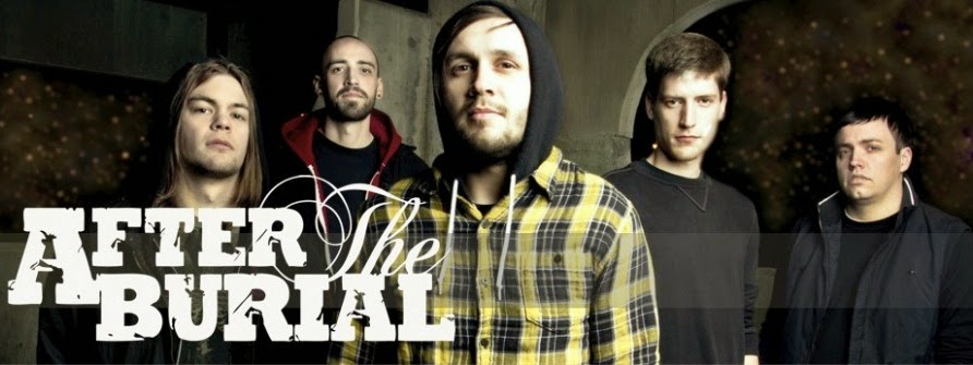 AFTER THE BURIAL