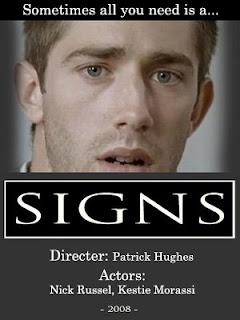 signs señales corto español