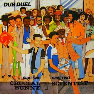 Crucial Bunny vs. Scientist - Dub Duel