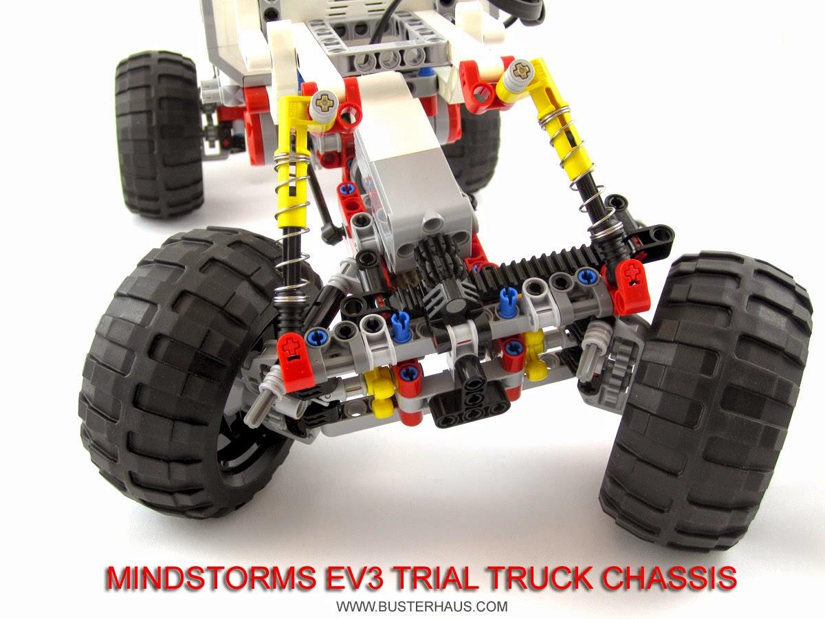 Инструкции к роботу LEGO MINDSTORMS NXT 2.0 65