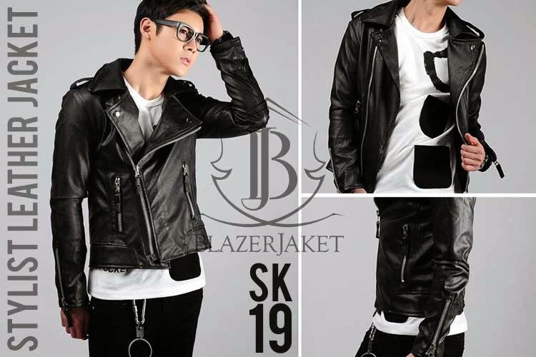 Korean Biker Jacket Style blazerjaket jaket blazer