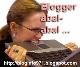 Blog Info, Banner Abal-Abal