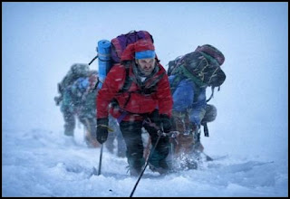 Jason Clarke en Everest (Baltasar Kormákur, 2015)