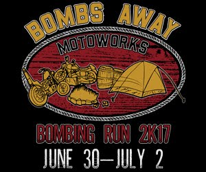 Bombs Away Motoworks: Bombing Run 2k17