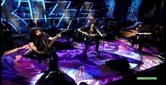Free Download Kiss Band - MTV Unplugged