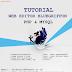 Free Ebook tutorial web editor blugriffon php & mysql