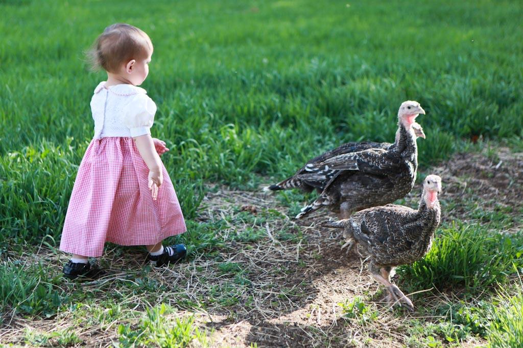 Ngo Family Farm: my little farmer girl