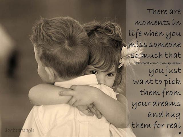 A Hug would make my day | LionHeartEagle I Love Inspiration
