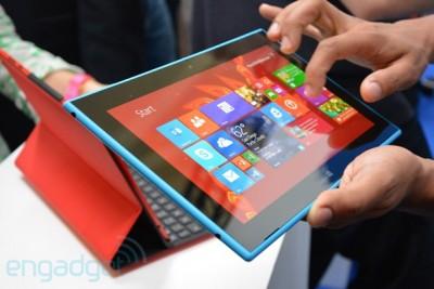 Nokia, LG dan Sony Konsisten di Pasar Tablet