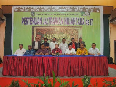 Pertemuan Sasterawan Nusantara