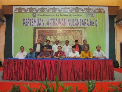 Pertemuan Sasterawan Nusantara