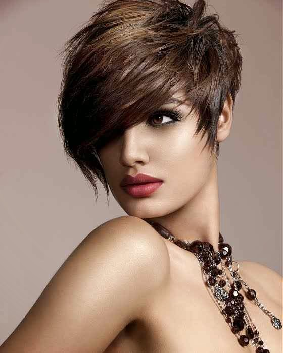 Foto Model Rambut Yang Cocok Untuk Orang Gemuk