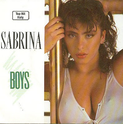 Sabrina Salerno - Boys (Summertime Love) - copertina traduzione testo video download