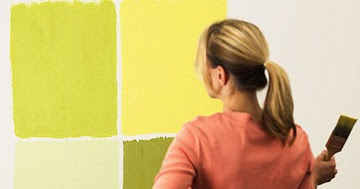 Paint trade centre mat ou satin comment choisir la for Difference peinture mat et satin