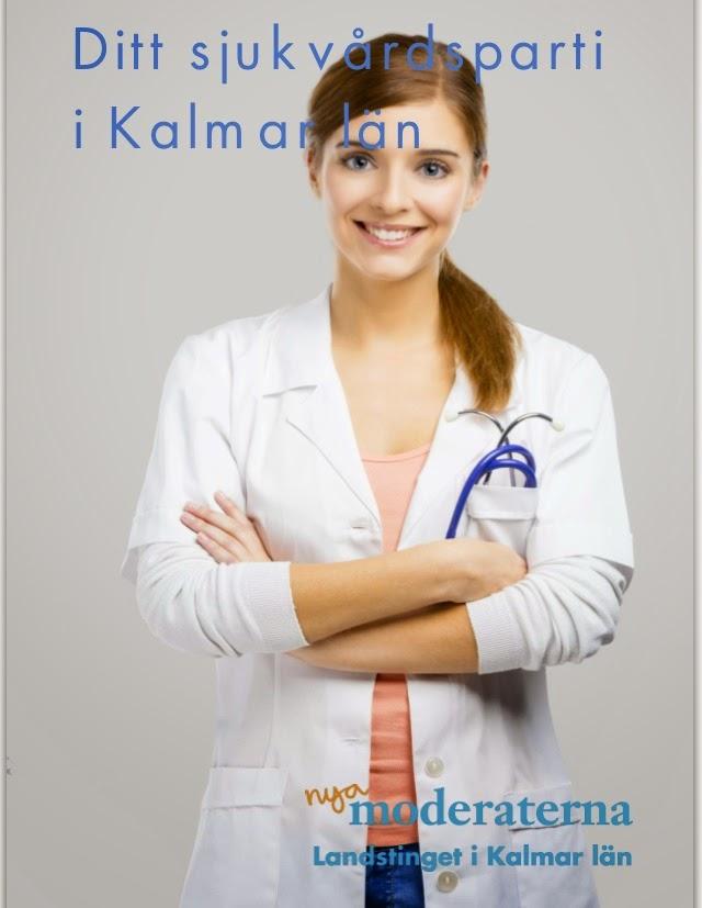 Vårt sjukvårdsprogram för Emmaboda