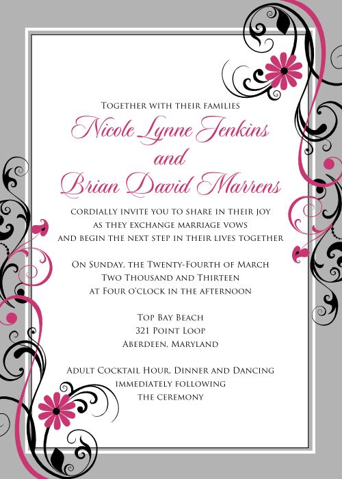 Formal Dinner Invitation was beautiful invitations example
