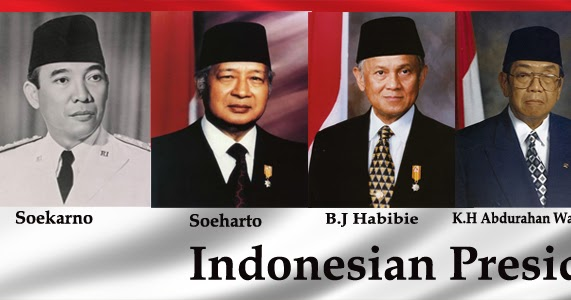 Indonesian President ~ history of Indonesia country