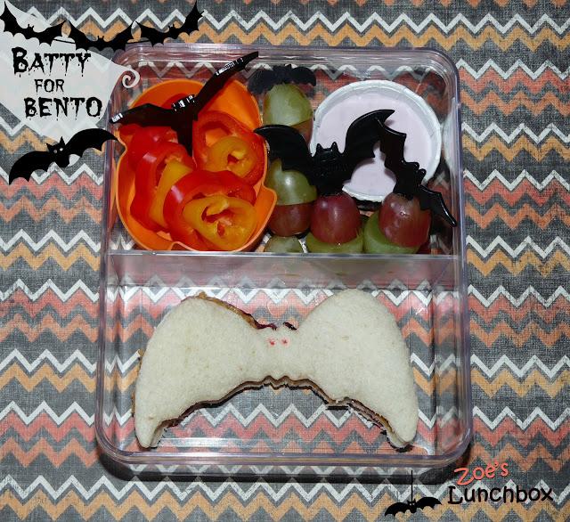 Halloween Bento Lunch