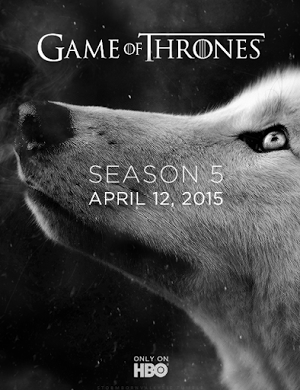 Game of Thrones Quinta Temporada