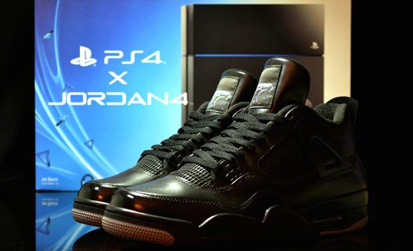 JRDN X PS4