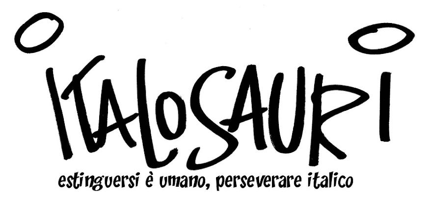 ITALOSAURI  vignette di Valeriano Cappello