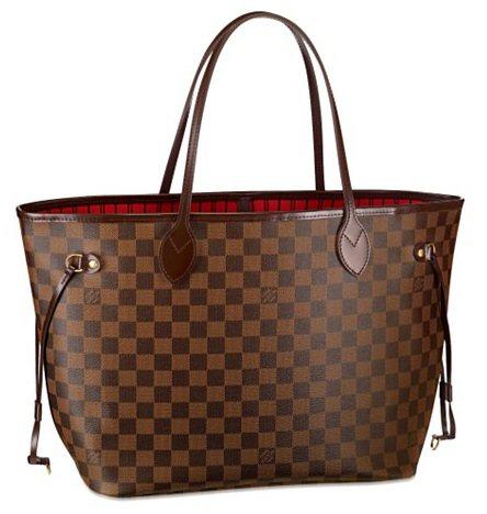 Louis Vuitton Neverfull MM - 444 x 468  33kb  jpg