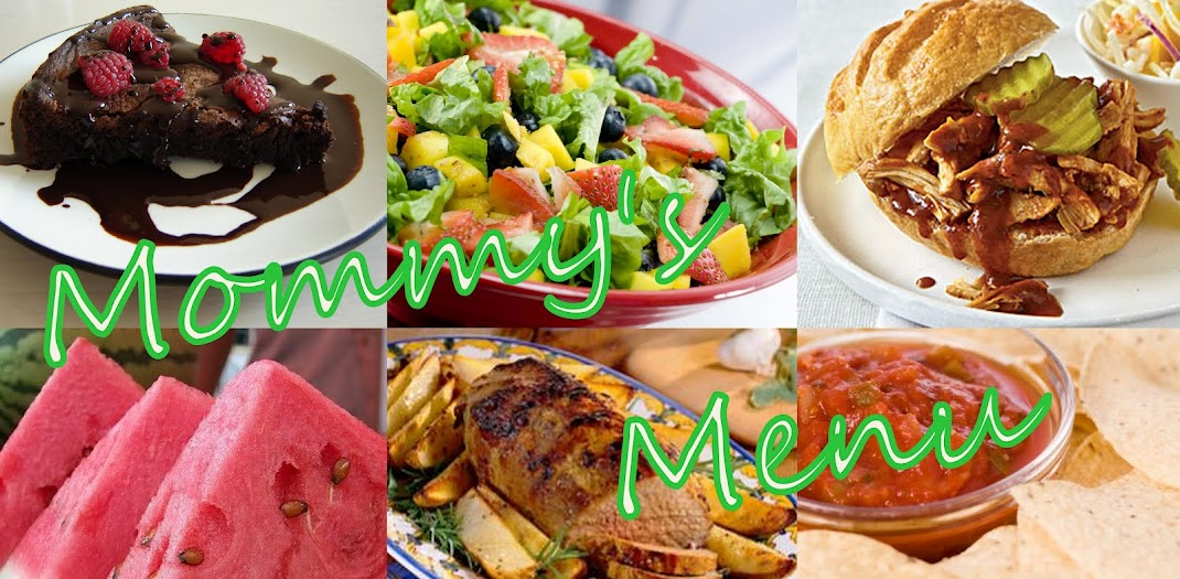 Mommy's Menu