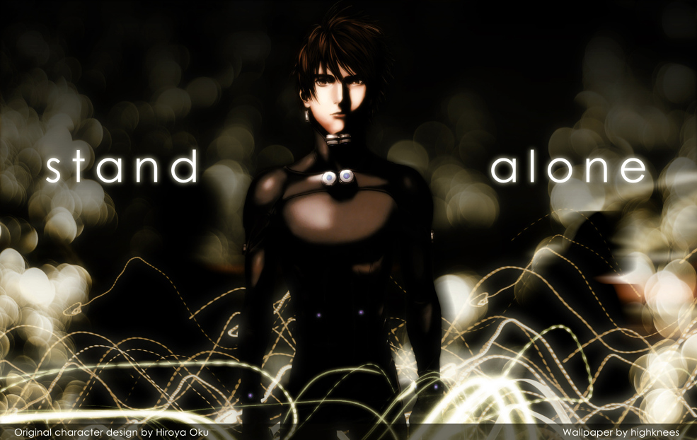 Kswallpapers gantz wallpaper for Lavatrice stand alone