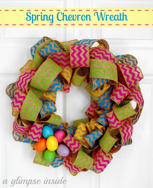 http://www.aglimpseinsideblog.com/2013/03/spring-chevron-wreath-tutorial.html