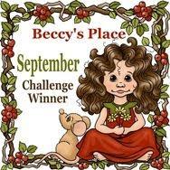 """Winner Beccy's Place op 01-10 2016 (#Sep.) """"Neville de Kabouter"""""""