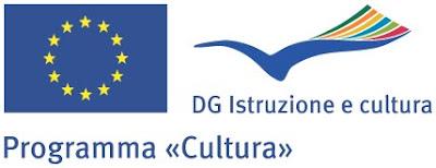 Logo DG Istruzione e cultura, Programma Cultura