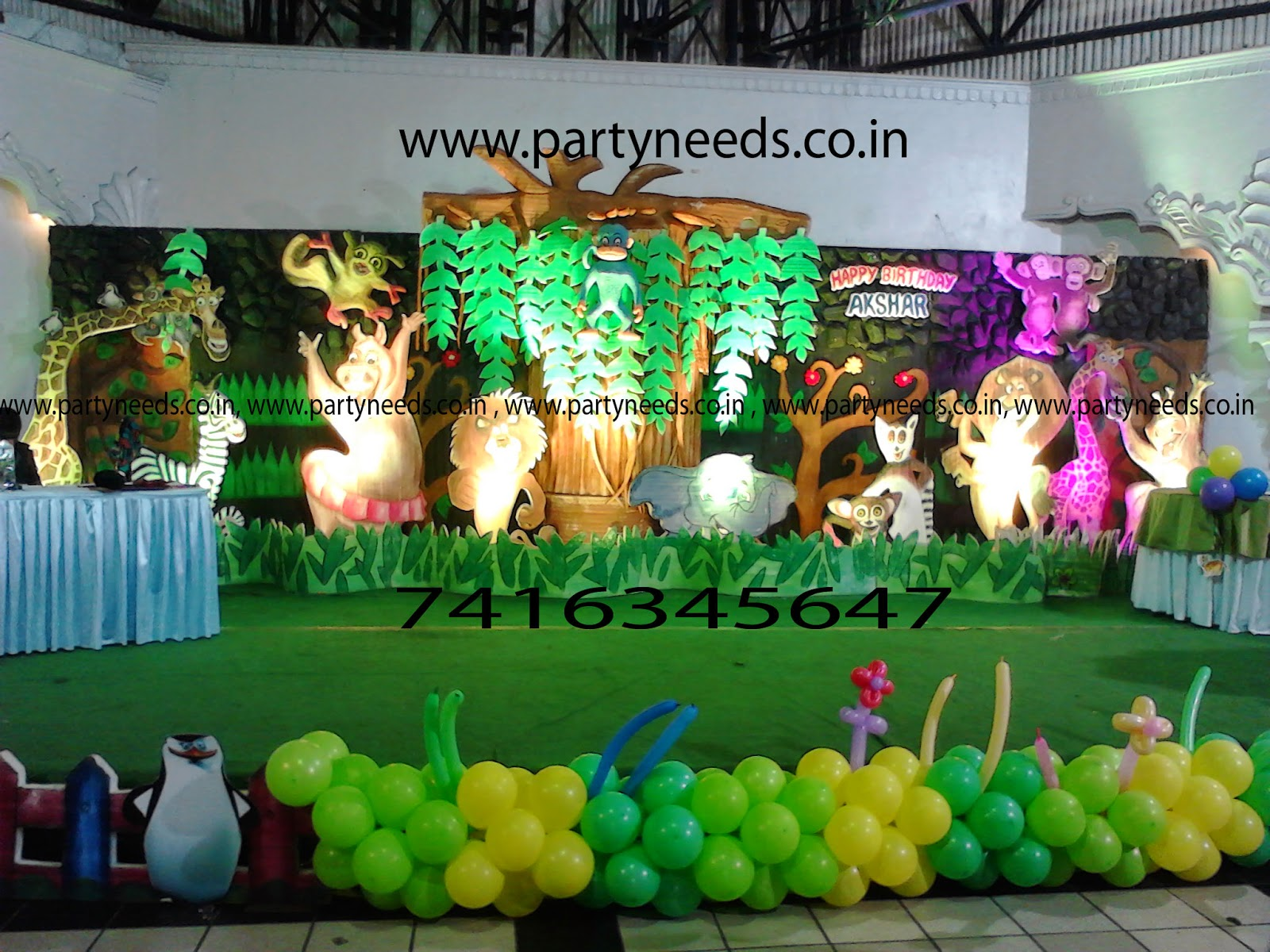 Birthday party decorations in hyderabad vijayawada for 21st birthday decoration packages