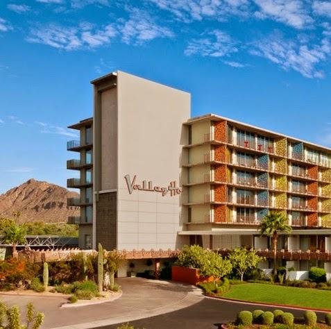 Hoteles en Arizona Phoenix – Hotel Valley Ho