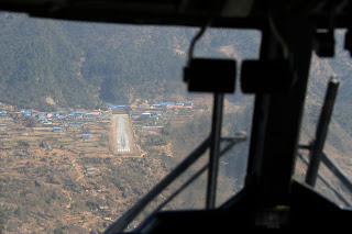 Aéroport de Lukla Népal