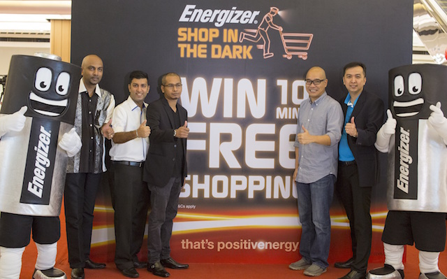 Experience The Illuminated Shop-In-The-Dark With Energizer Max