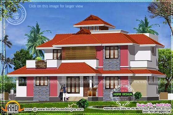Kerala home design free