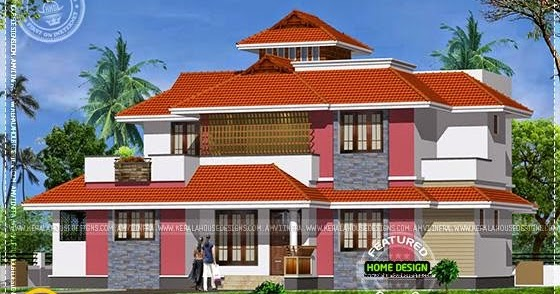 Free Kerala Home With Floor Plan Kerala Home Design And