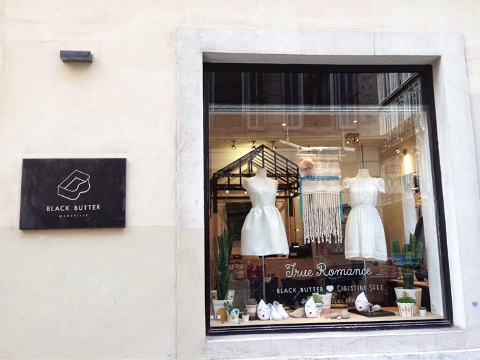 Black Butter concept shop - Marseille ©lovmint