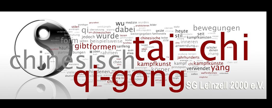 Tai-Chi und Qi-Gong